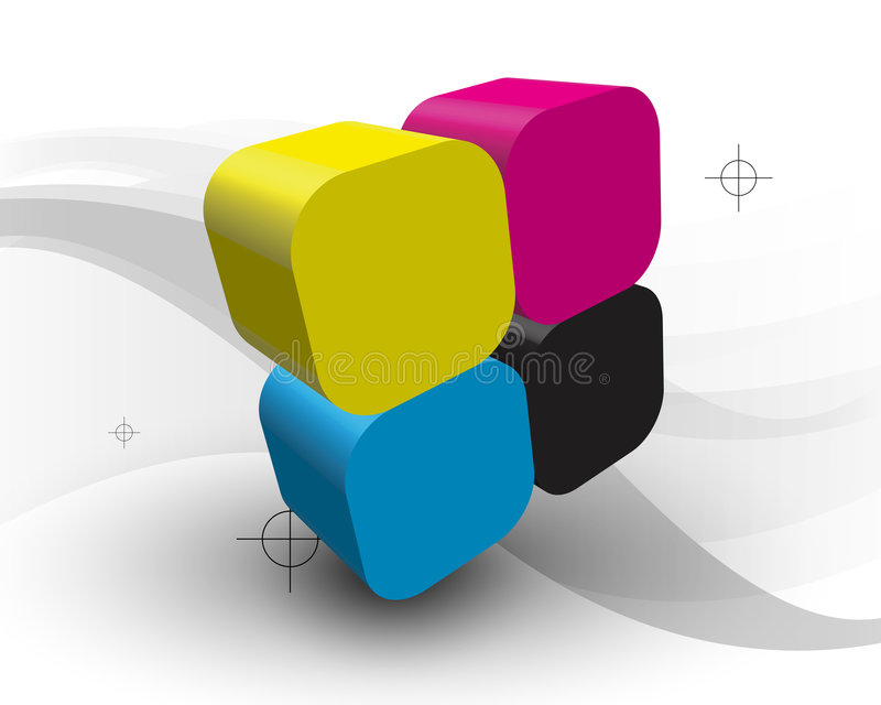 Download Print Symbol Royalty Free Stock Images - Image: 8006439