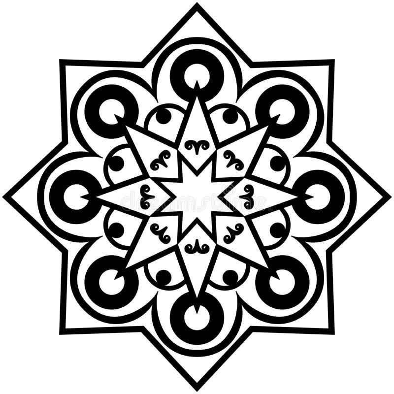 Asian Architecture Logo Icon Linear Style: Arabic Architecture Stock Illustrations 25,796 Arabic