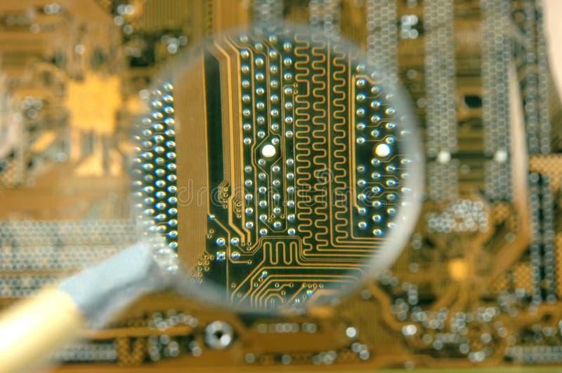 Download Printed circuit board stock image. Image of socket, tracks - 11792081