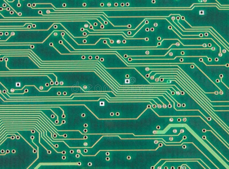 Printed circuit-board royalty free stock image