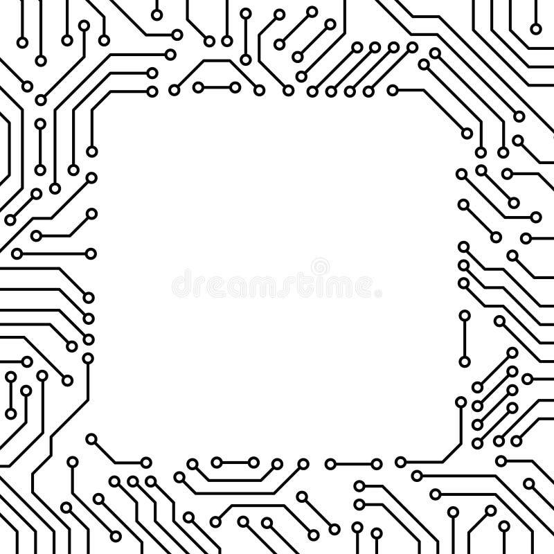 black white computer circuit board stock illustrations  u2013 1 953 black white computer circuit