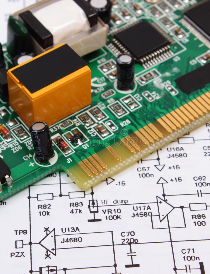 Schematics Printed Circuit Board Diagrams And Electronics Projects