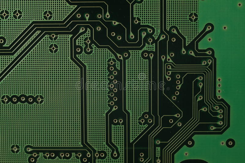 Download Printed circuits stock photo. Image of engineering, object - 23266130