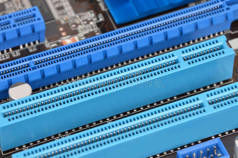 Download Computer motherboard stock photo. Image of micro, background - 30280088