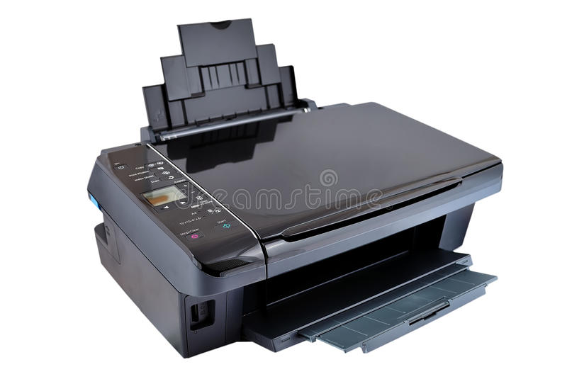 Download Printer stock image. Image of equipment, laser, computing - 17158655