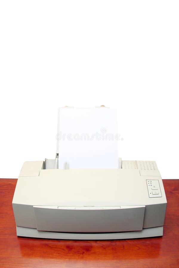 Printer royalty-vrije stock foto