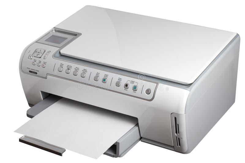 Printer Scanner Copier royalty free stock photo