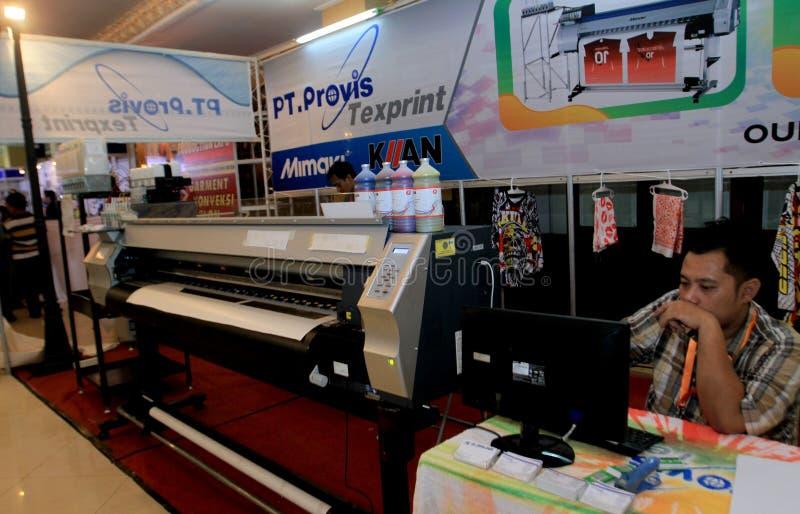 Printers en plotters royalty-vrije stock foto
