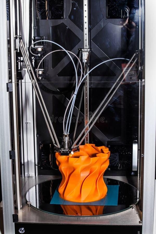 Printing 3d printer stock images