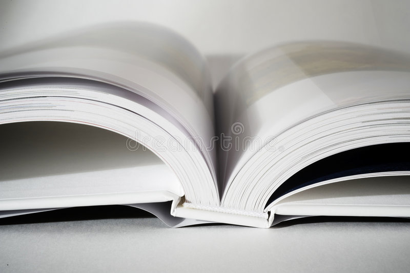 The printing edition stock images