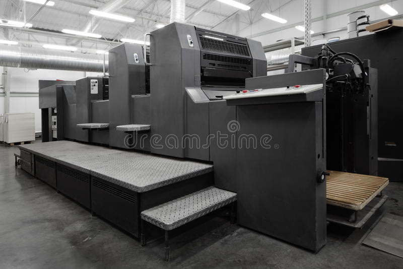 Download Printing house stock image. Image of gear, offset, closer - 10641043