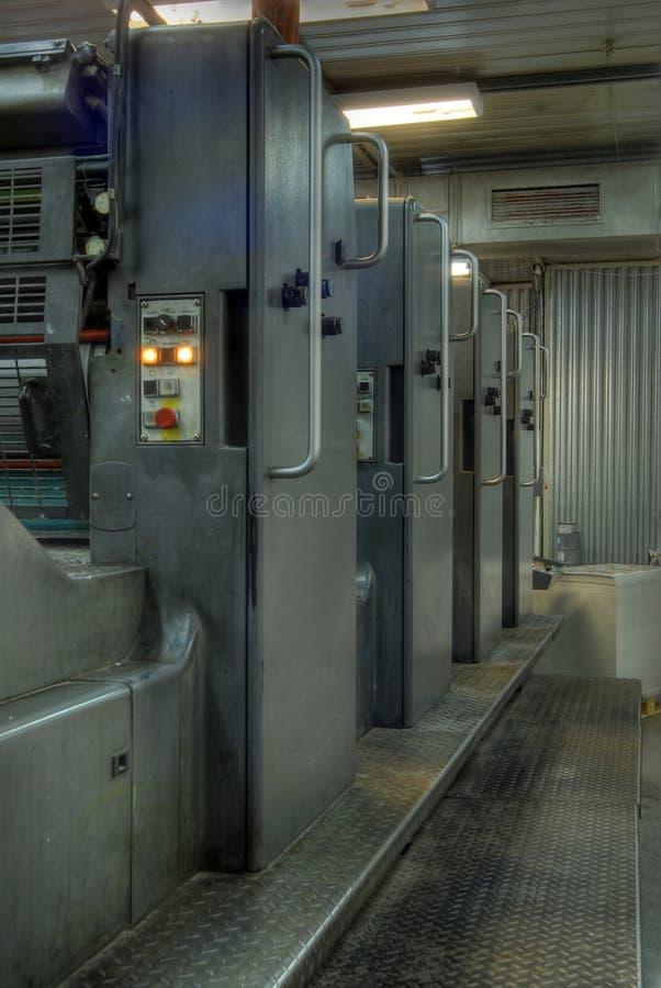 Printing Line Stock Photos