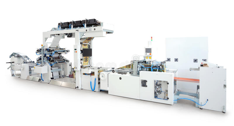 Download Printing Machine Stock Photography - Image: 24351502
