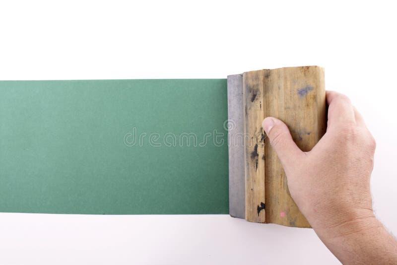 Printmaking imágenes de archivo libres de regalías