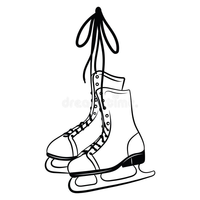 Figure Skater Clipart - Figure Skating Clip Art, HD Png Download - vhv