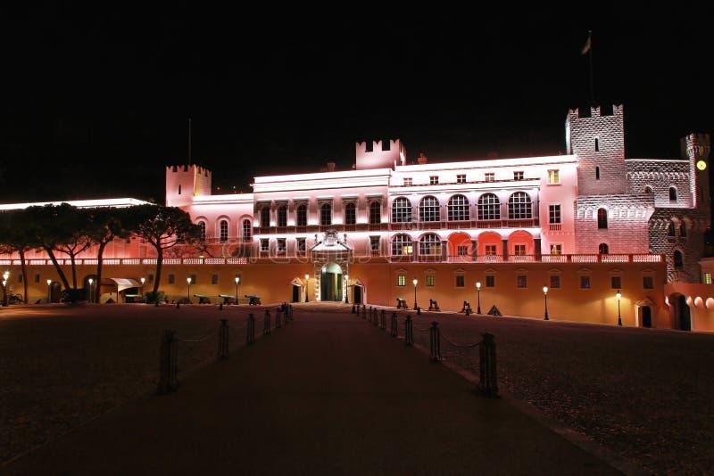 Prinz Palace Monaco lizenzfreie stockfotografie