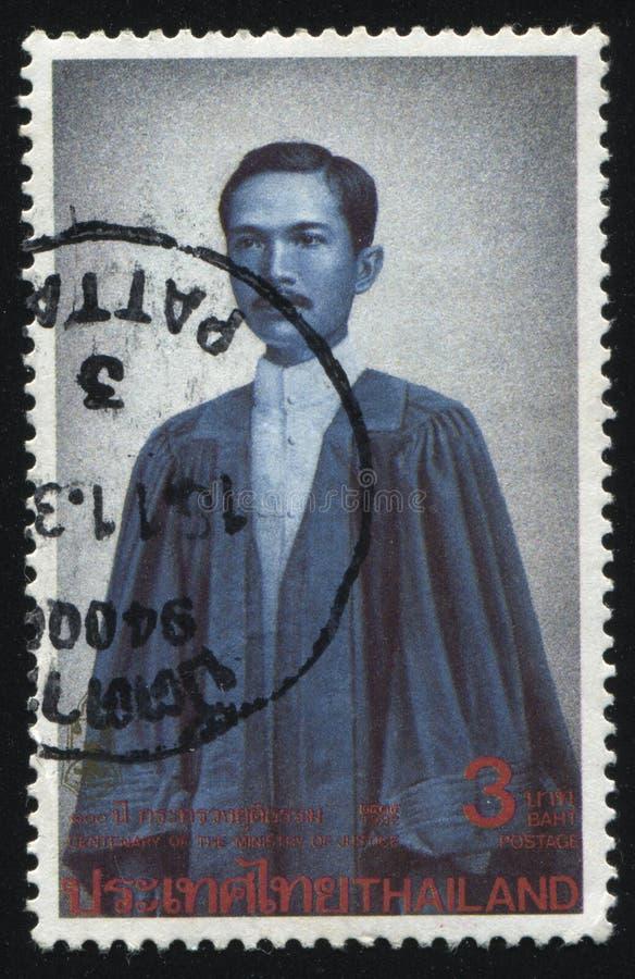 Prinz Rabi Badhanasakdi stockbilder