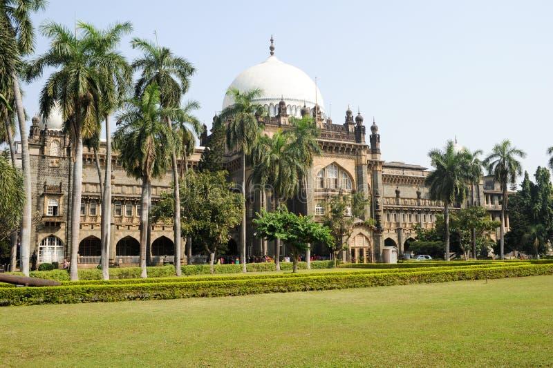 Prinz von Wales-Museum in Mumbai lizenzfreies stockbild