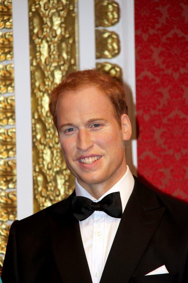 Prinz William stockfoto