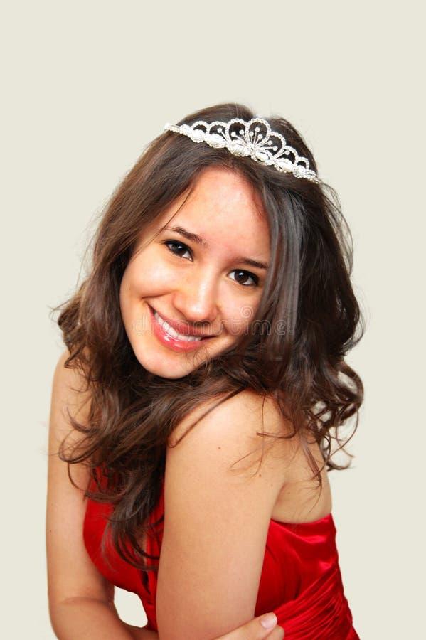 Prinzessin stockfoto