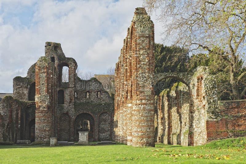 Priorato 2 de Colchester fotos de archivo libres de regalías