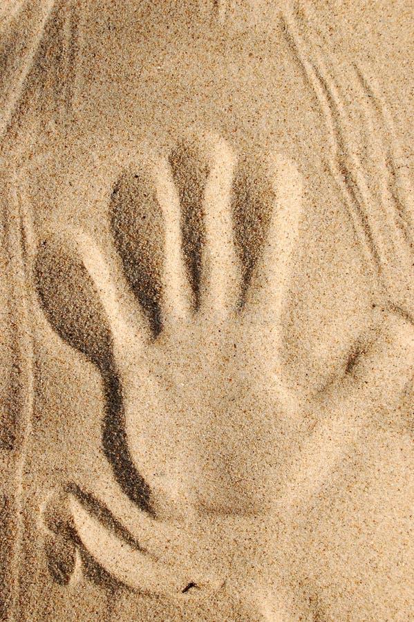 Priorità bassa #3 della sabbia fotografia stock
