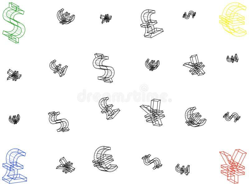 Download Priorità bassa illustrazione vettoriale. Illustrazione di griglia - 7304917