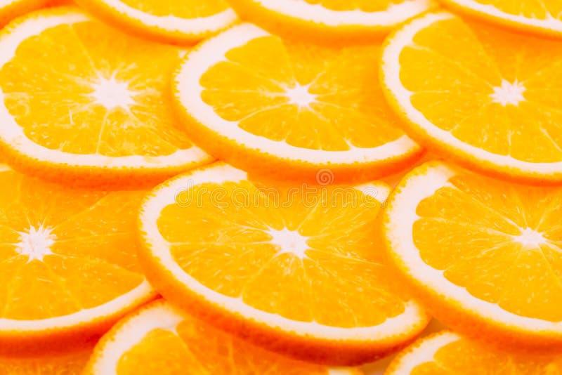 Priorità bassa arancione della frutta Arance di estate Sano immagini stock