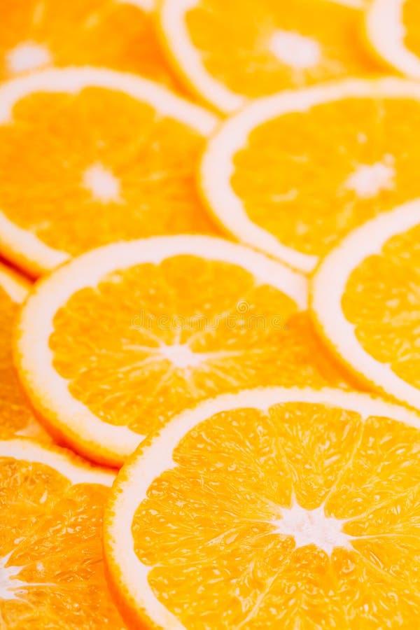 Priorità bassa arancione della frutta Arance di estate Sano fotografia stock libera da diritti