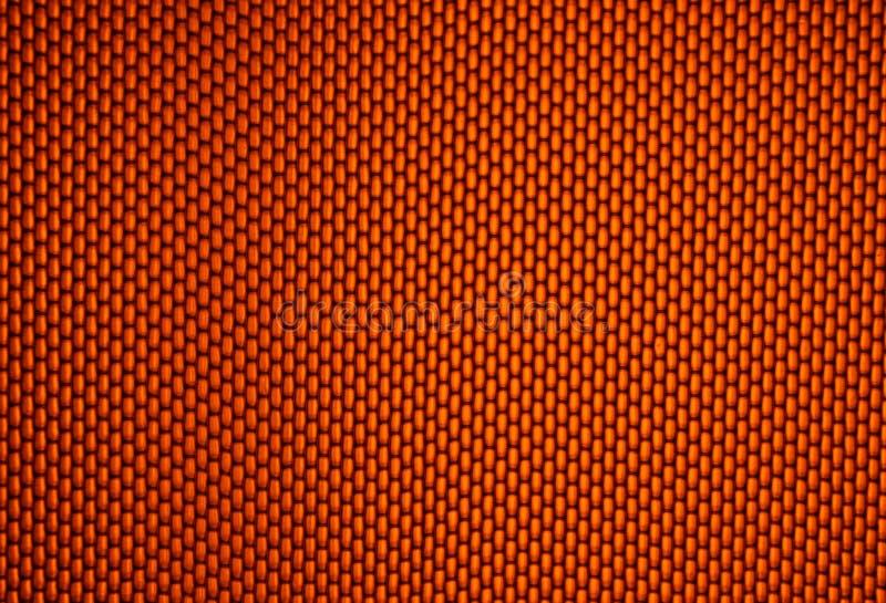 Priorità bassa arancione delle cellule fotografia stock libera da diritti