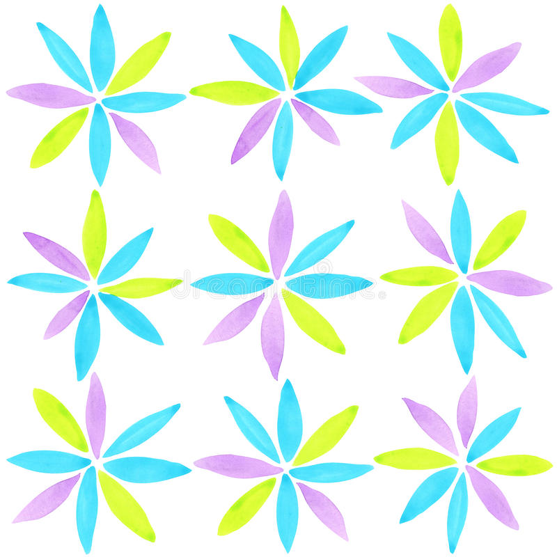 Priorità bassa artistica astratta Fondo astratto geometrico moderno illustrazione vettoriale