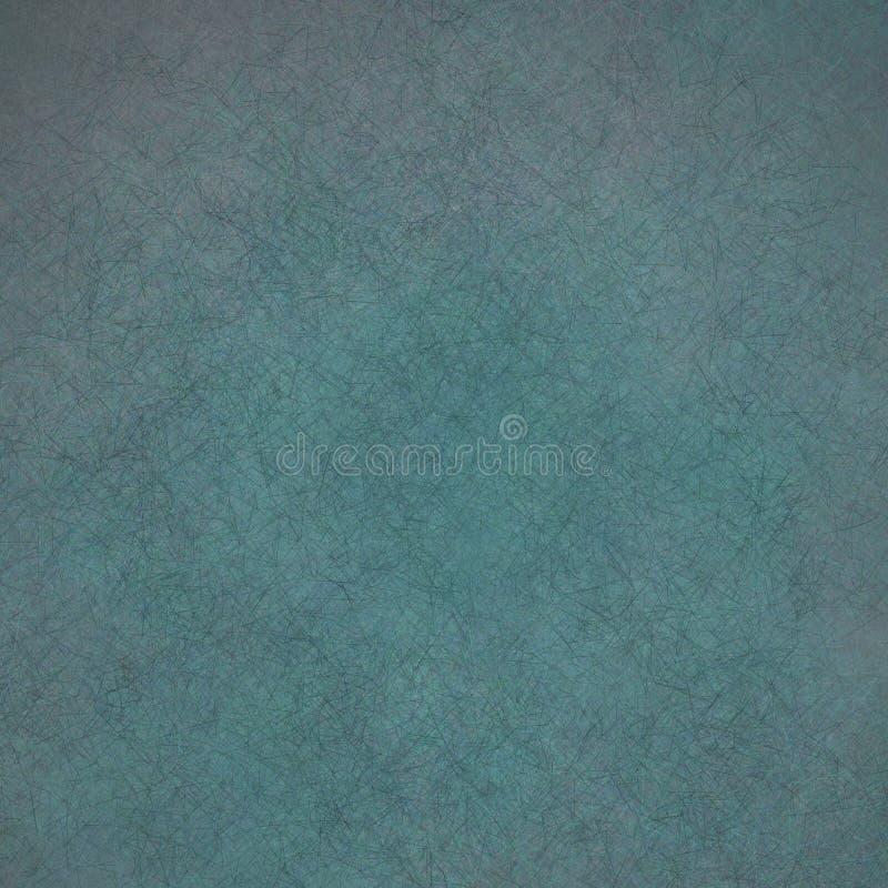 Priorità bassa astratta afflitta blu con struttura royalty illustrazione gratis