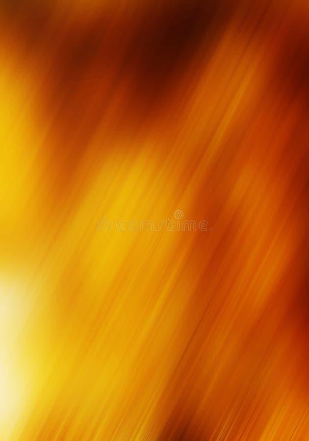 Priorità bassa astratta arancione illustrazione di stock