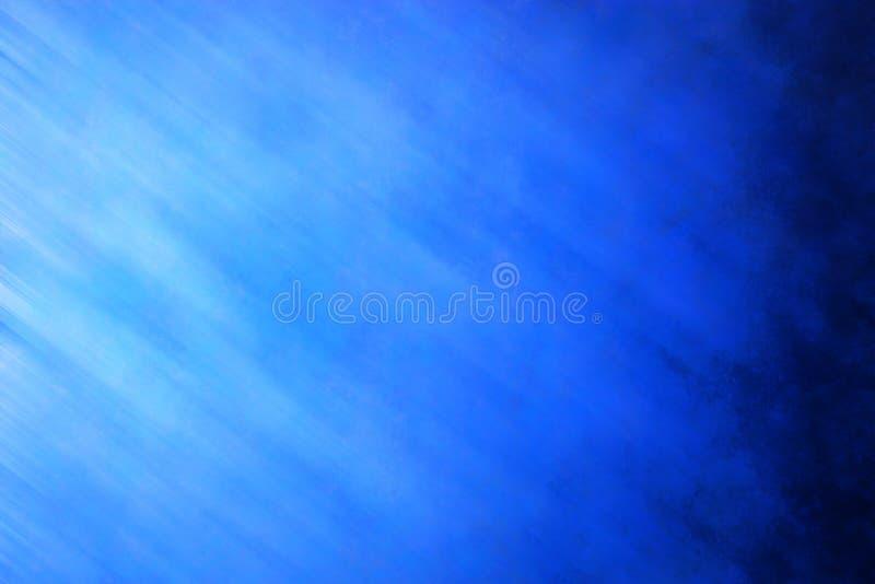 Priorità bassa astratta blu di Gradated fotografia stock