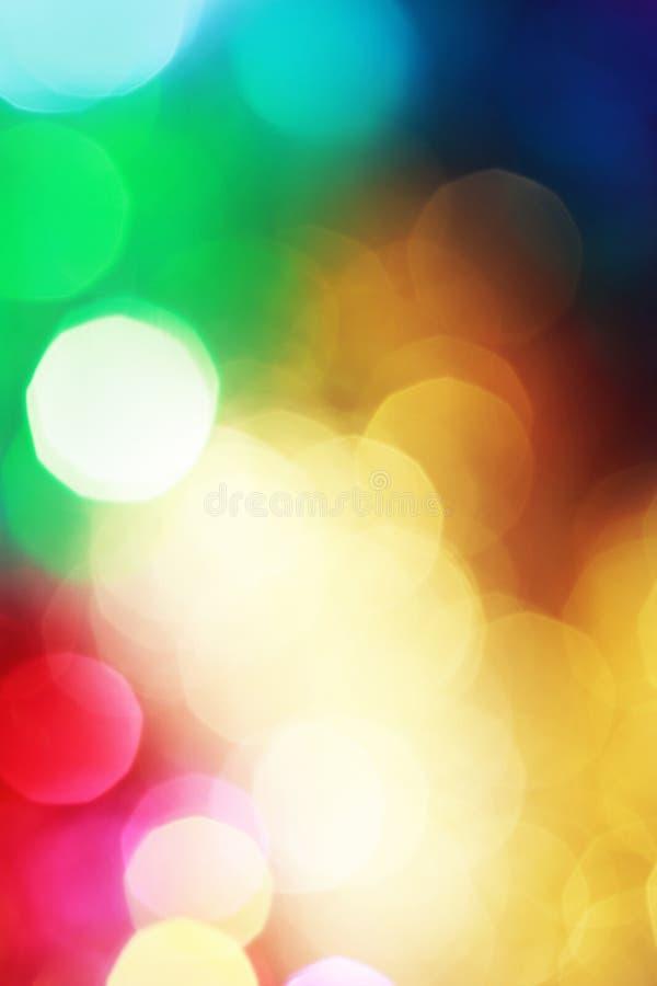 Priorità bassa astratta degli indicatori luminosi immagini stock libere da diritti