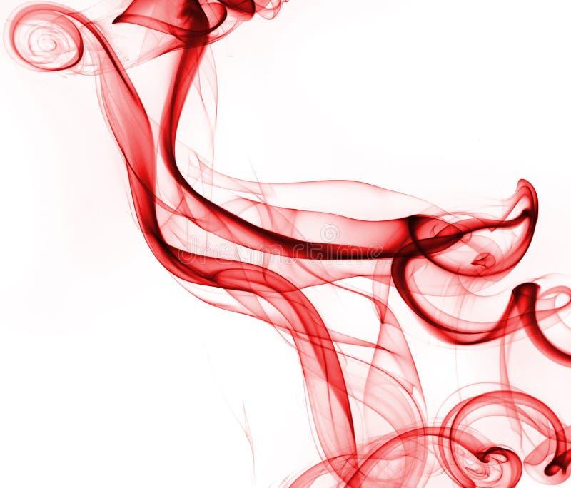Priorità bassa astratta del fumo immagini stock libere da diritti