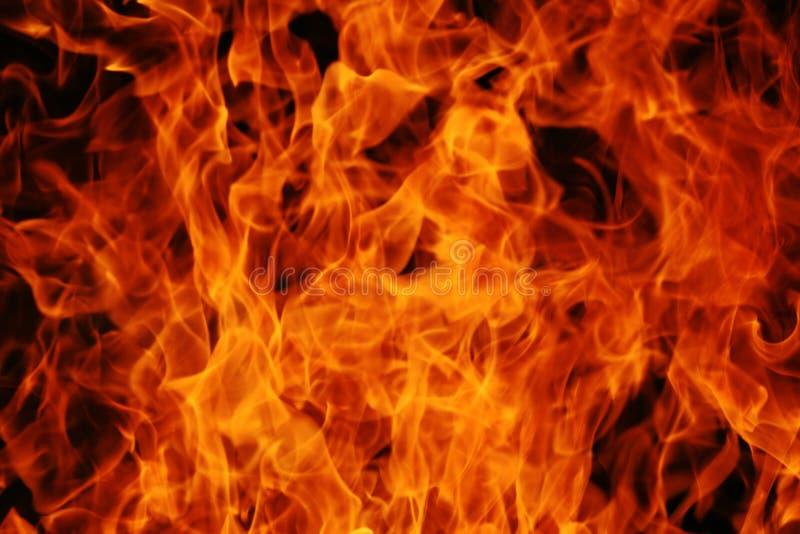 Priorità bassa astratta del fuoco fotografia stock