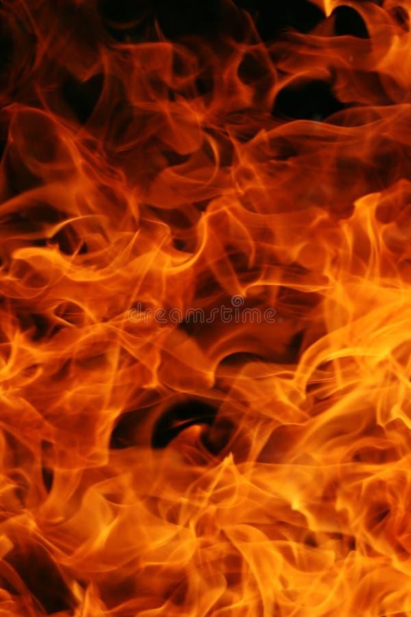 Priorità bassa astratta del fuoco immagine stock