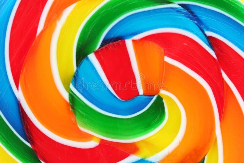 Priorità bassa astratta del Rainbow immagini stock