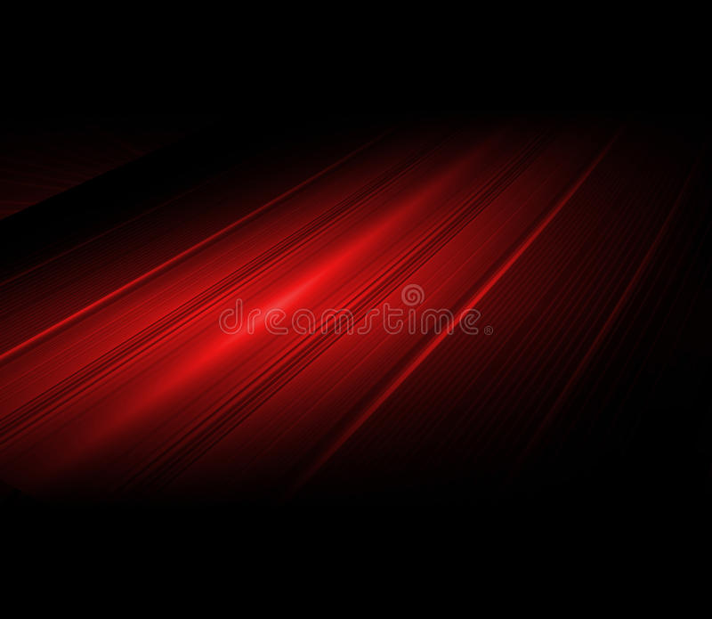 Priorità bassa astratta della luce rossa