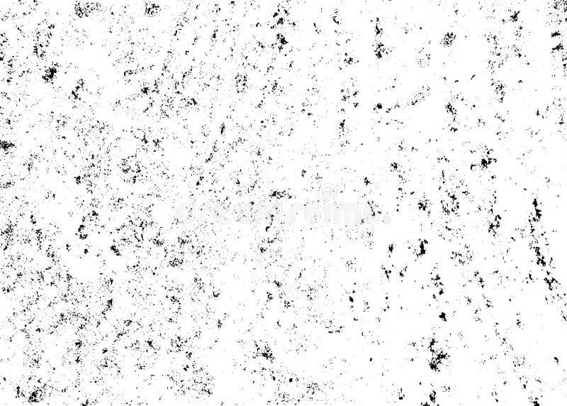 Priorità bassa astratta di Grunge Struttura della sovrapposizione di emergenza Contesto sporco e approssimativo Effetto macchiato illustrazione vettoriale