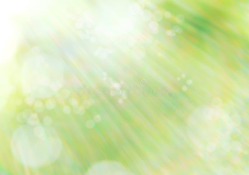Priorità bassa astratta di luce solare fotografia stock