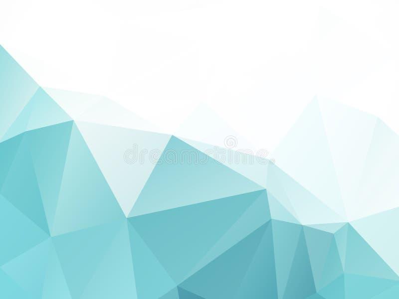 Priorità bassa astratta geometrica illustrazione vettoriale
