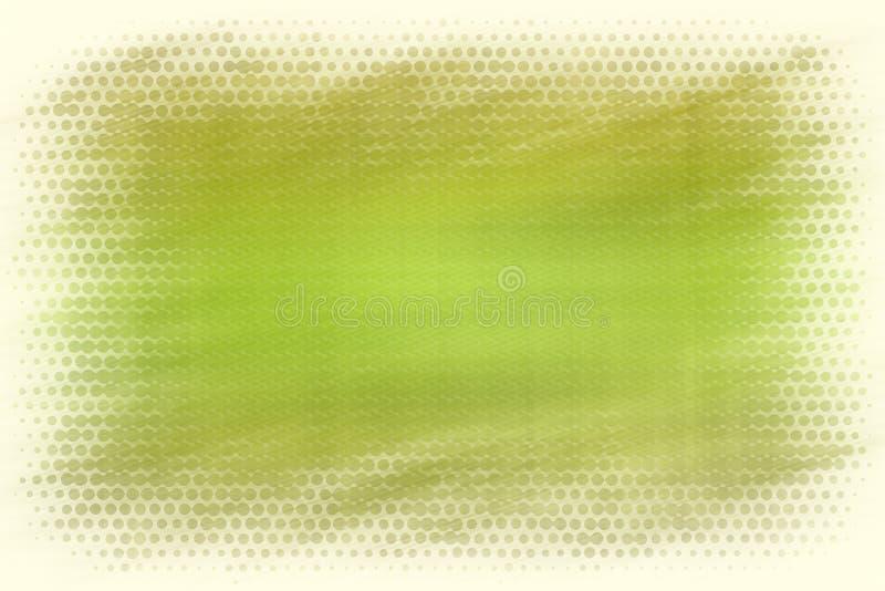 Priorità bassa astratta verde fotografia stock libera da diritti