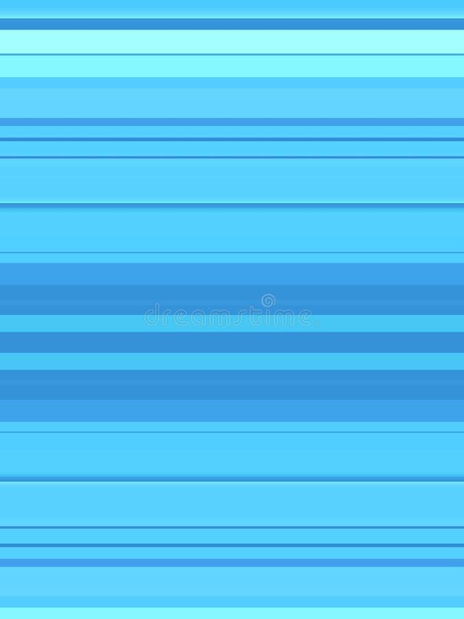 Priorità bassa blu contemporanea illustrazione vettoriale