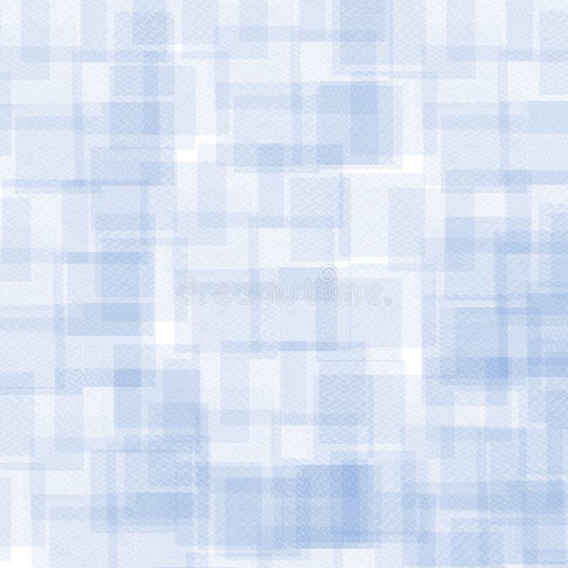 Priorità bassa blu della zolla del diamante illustrazione vettoriale