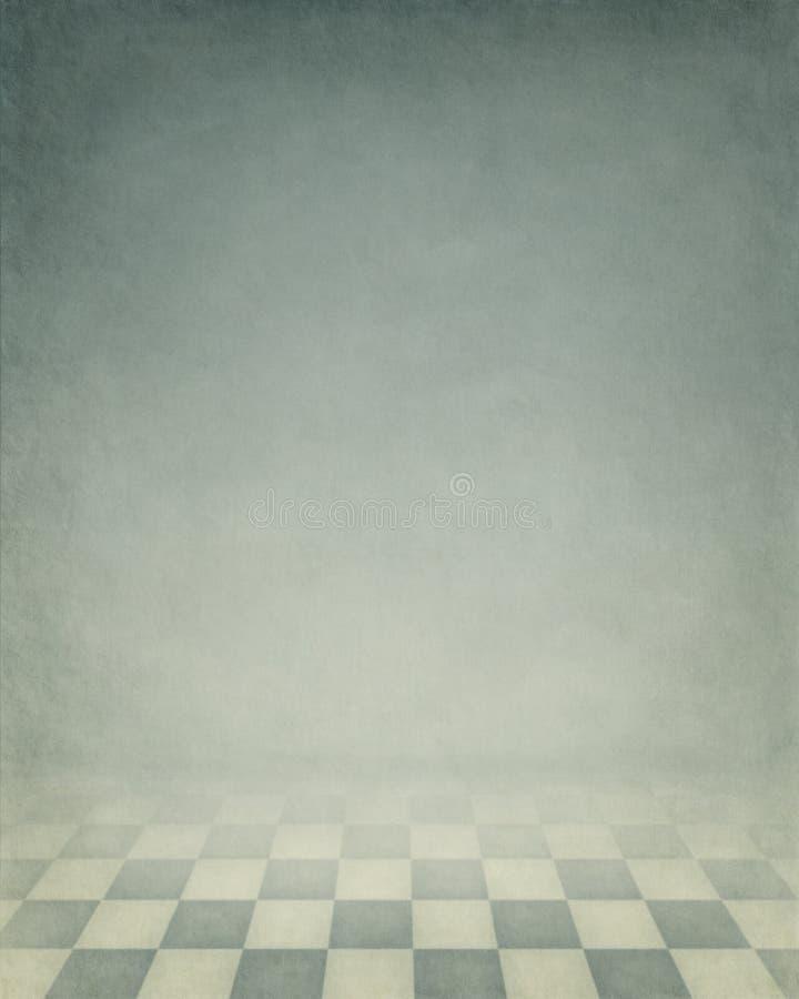Priorità bassa blu pastello per la scheda o il manifesto. royalty illustrazione gratis