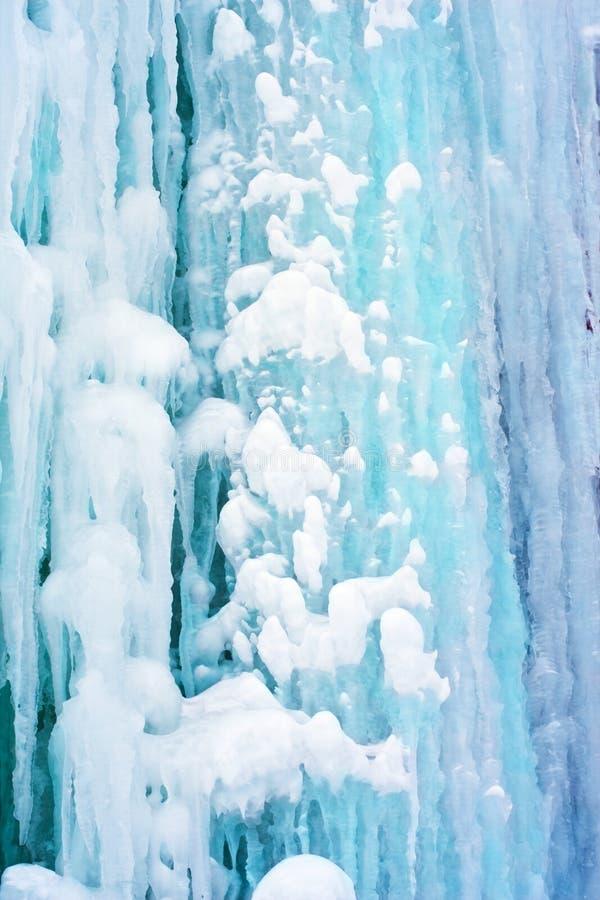 Priorità bassa da ghiaccio fotografia stock