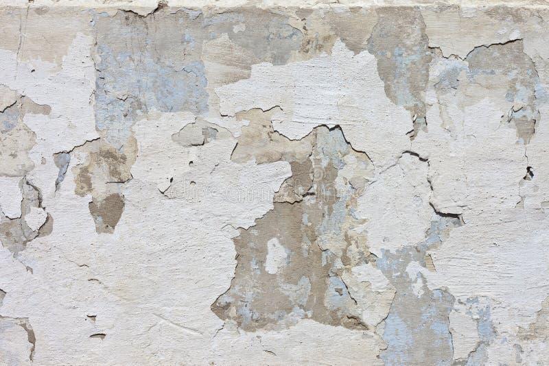 Priorità bassa dalla parete di pietra dell'alto frammento dettagliato fotografia stock