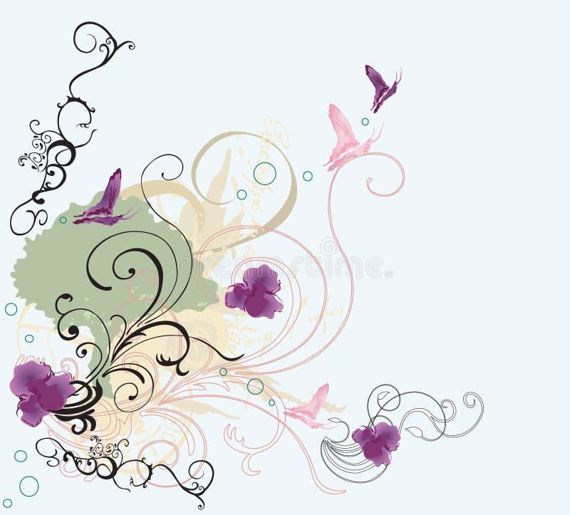 Priorità bassa decorativa royalty illustrazione gratis